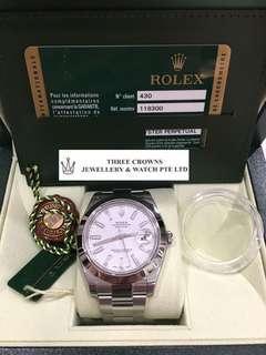 Rolex 116300