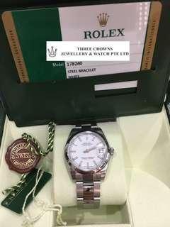 🚚 Rolex 178240