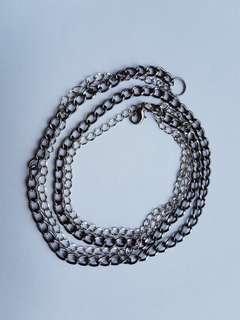 #SNAPENDGAME Chain Bracelet Punk Look