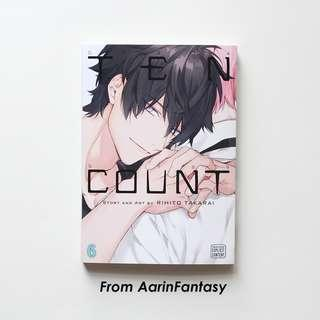 Ten Count Vol6 by Takarai Rihito