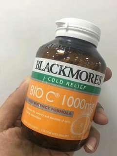 [現貨] 澳洲Blackmore's Bio C 高含量Vc片150粒