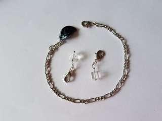 #SNAPENDGAME Chain Bracelet