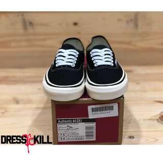 Vans authentic 44 DX (annaheim factory) black