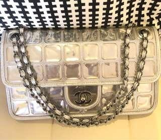 Authentic Chanel cube ice