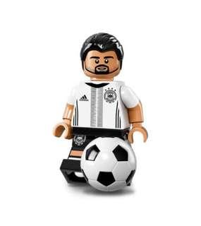 Lego Minifigures 71014 德國足球隊- No.6 Khedira 基迪拉