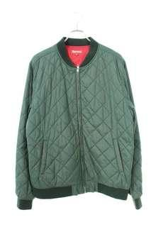 SUPREME 12SS Quilted Work Jacket