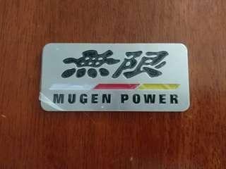 Mugen Power decal