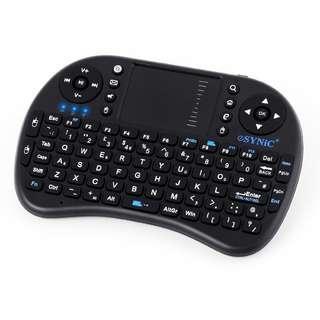 ESYNIC Mini Wireless Keyboard 2.4GHz