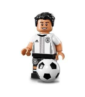 Lego Minifigures 71014 德國足球隊- No.8 Ozil 奧斯爾