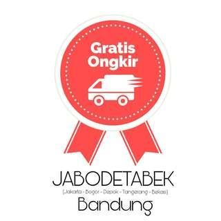 #gratisongkir #freeongkir Gratis Ongkos Kirim JABODETABEK - Bandung