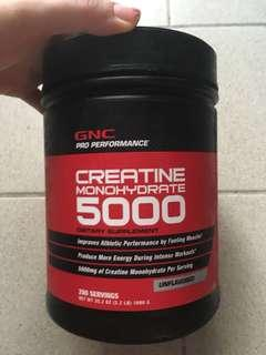 Creatine Monohydrate powder #EndgameYourExcess