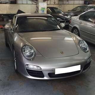 PORSCHE 911 (997) C2 Coupe