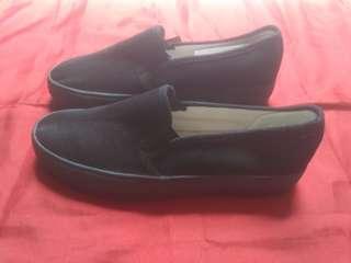 Flat shoes black NEW