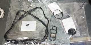 Honda Civic / Streem / Crossroad 1 Set For Oil Leak, Model:FD1 / RN6 / RT1 .Made In Japan & Thailand, Genuine Part.( Please See @ Picture No.2 Item No.2 , Picture No.3 Item No.1, Picture No.4 Item No.8 & 15.)