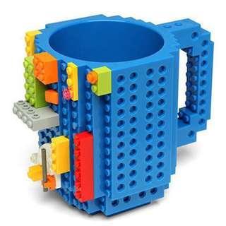 ☕Brick LEGO Mug Build on Coffee Cup☕