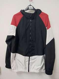Bomber Jacket with hoodie