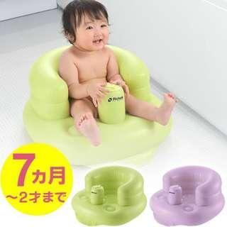 Airy baby chair (inflatable)