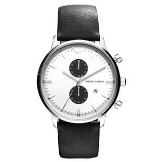 fd79187a3620 Emporio Armani Analog White Dial Men s Watch - AR0385