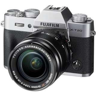 Fujifilm X-T20 + XF18-55MM F2.8-4