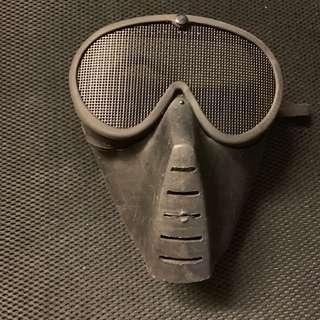 War games mask 面罩
