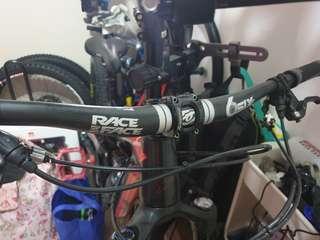 Race face sixc HB and Turbine stem
