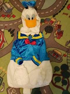 Disney Donald duck costume bb 衫