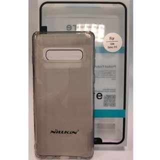 Genuine Nillkin Soft Silicone Case for Samsung Galaxy S10