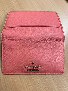 Kate Spade New York - Small Purse / Card Holder in pink (Original)