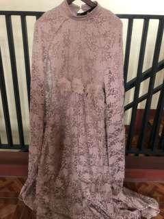 Dress pesta hijab