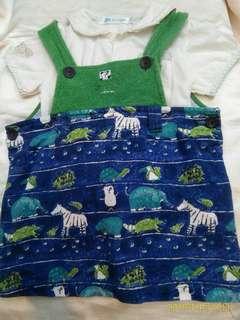 🚚 麗嬰房2歲女童上衣