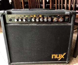 Guitar Amplifier NUX Frontline 30 Watt