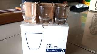 Espresso/shot glasses