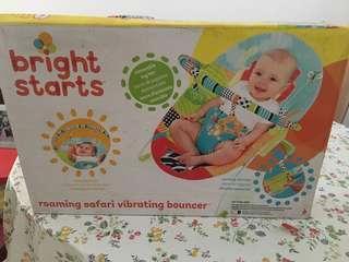Bright Starts Vibrating Bouncer