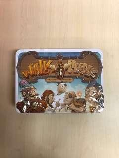 Walk the Plank! Board Game Limited Edition