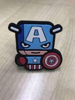 Captain America - Car Clip Diffuser