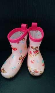 新淨Disney女童水鞋