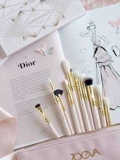 👑ZOEVA SEPHORA bought Screen Queen Brushes 6pc
