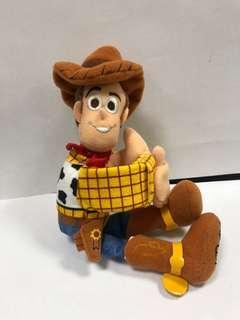 Woody 胡迪公仔 內有可捲曲間尺 非常可愛