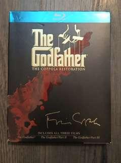 The Godfather, the Coppola Restoration. Blu-ray.