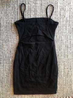 KOOKAI BALCK DRESS