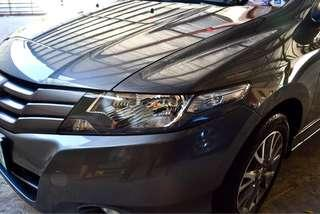 Car polishing service