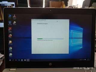 Laptop Hp Elitebook Folio 9470m core i5