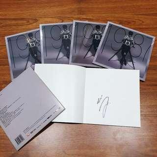 李宇春 Chris Lee 1987我不知会遇见你 专辑CD
