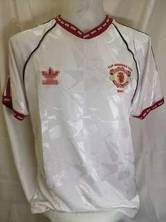 Manchester United Away Cup Winners Cup Final 1991 M Size
