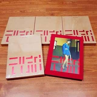 李宇春 Chris Lee 流行 巡演 专辑CD+DVD+写真