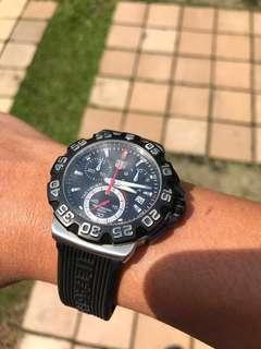Tag Heuer Formula 1 CAH1110 Quartz Rubber Watch Only
