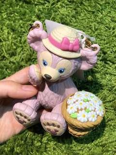 🚚 [全新品]日本🇯🇵東京迪士尼 雪莉玫糖果罐 立體造型糖果罐 現貨一組
