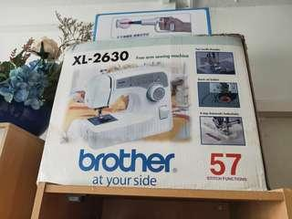 Brother Sewing Machine (Model: XL 2630)