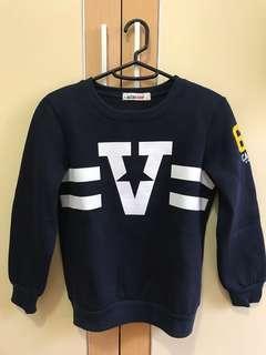 👍95% New! Boys Sweatshirt Size: 150