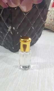 White Oud Perfume Oil
